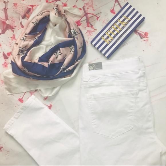 Wit & Wisdom Denim - Wit & Wisdom - Ab-Solution Ankle Skimmer Jeans